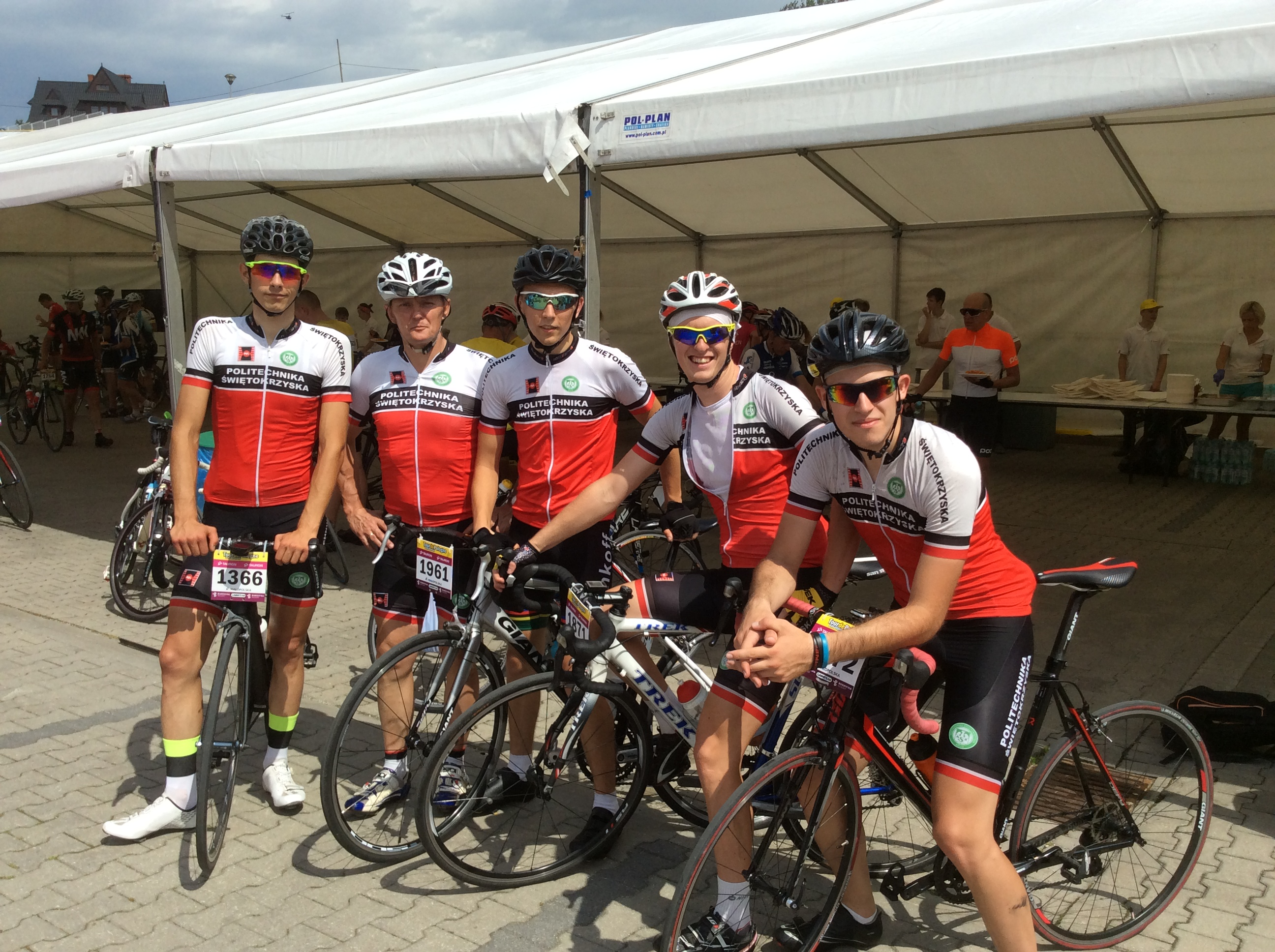 Studencki Tour de Pologne Amatorów 2017