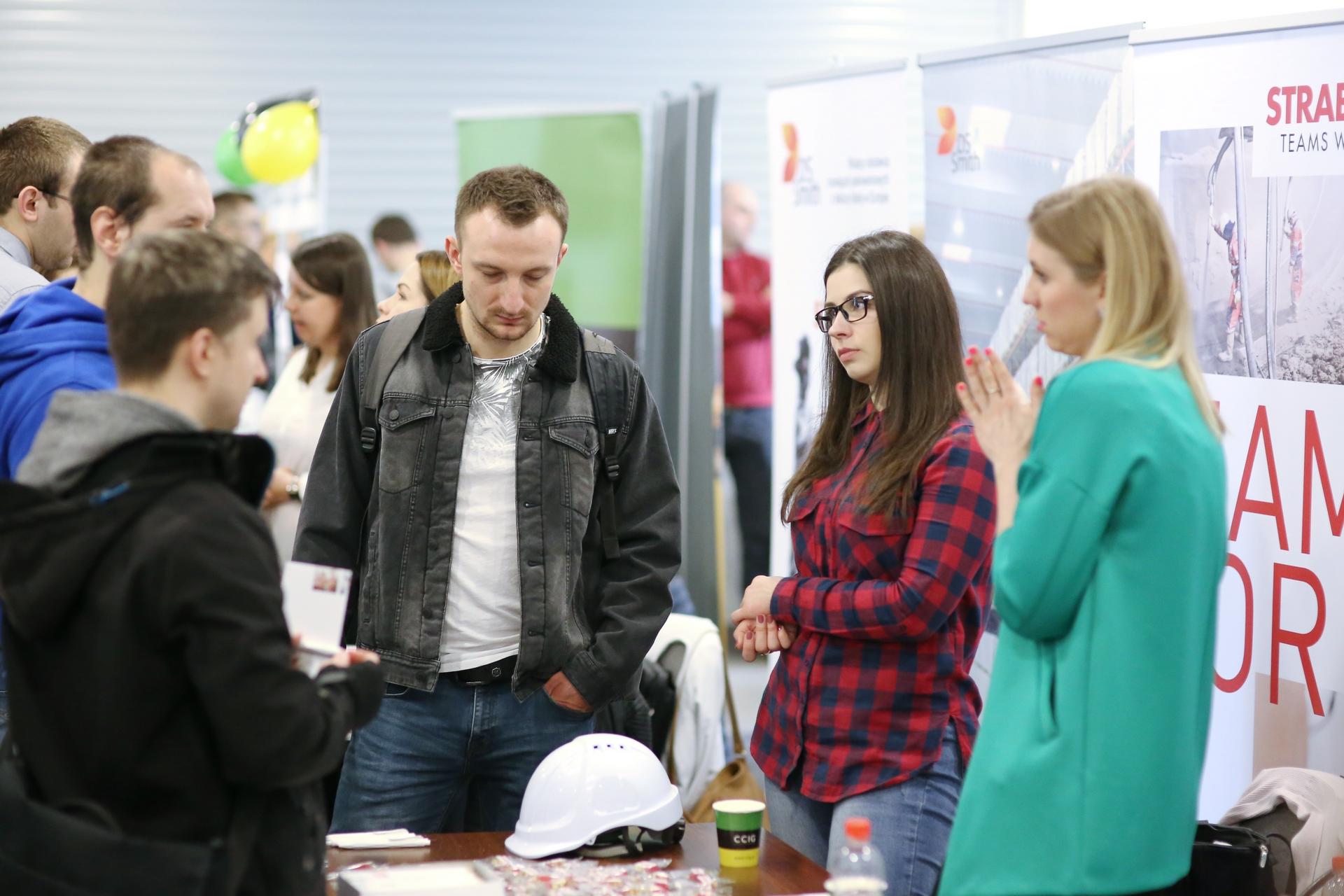 Studenckie Targi Pracy i Praktyk, Żaklinalia
