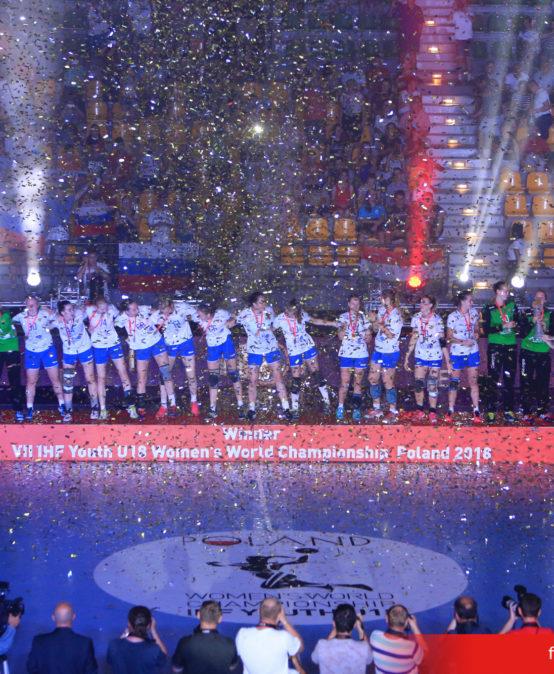 Rosjanki mistrzyniami świata