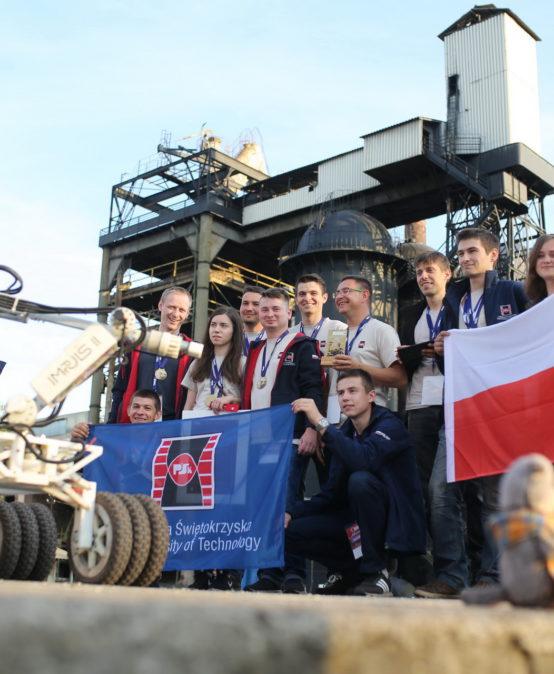 Kosmiczny sukces w Starachowicach