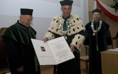Nadania tytułu Doktora Honoris Causa prof. Henrykowi Józefowi Tuni, dr h.c.