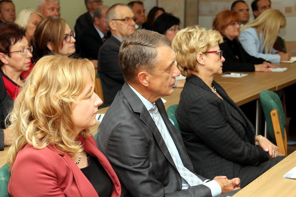 Posiedzenie Rady Interesariuszy Politechniki Świętokrzyskiej