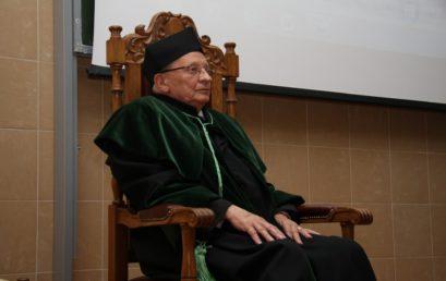Nadanie tytułu Doktora Honoris Causa prof. Andrzejowi Radowiczowi