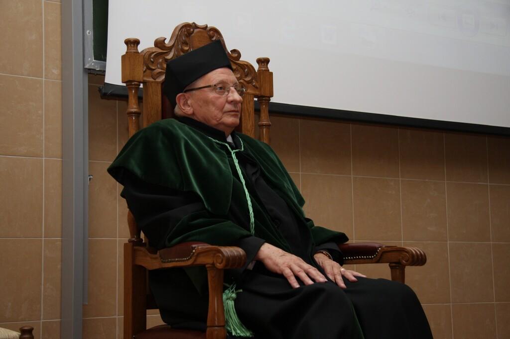 Nadanie tytułu Doktora Honoris Causa Politechniki Świętokrzyskiej Prof. Andrzejowi Radowiczowi