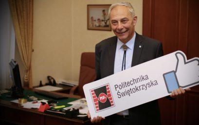 #rektorlajkuje
