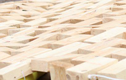 Metr sześcienny drewna