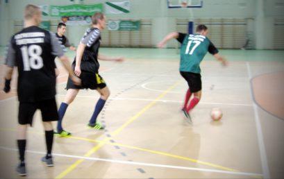 Wyniki rywalizacji futsalu mężczyzn!