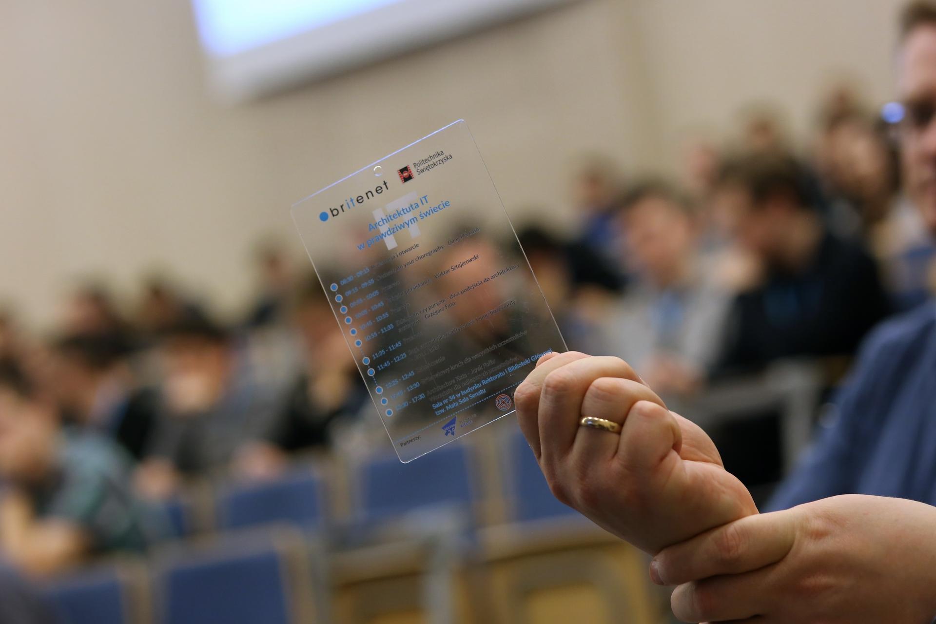 Ponadtechnologiczna konferencja IT
