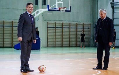 Inauguracja Wieczorowej Ligi Futsalu