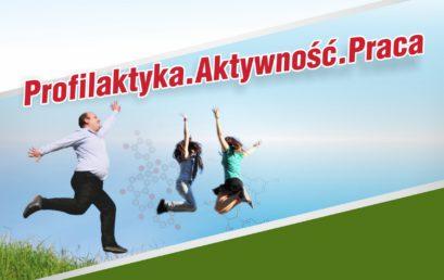 Profilaktyka.Aktywność.Praca – Aktywizacja prozdrowotna pracowników PŚk