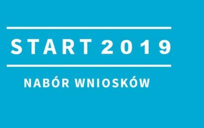 START – nabór wniosków do 31 października 2018