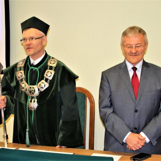 Inauguracja roku akademickiego 2018/2019 Uniwersytetu Otwartego Politechniki Świętokrzyskiej