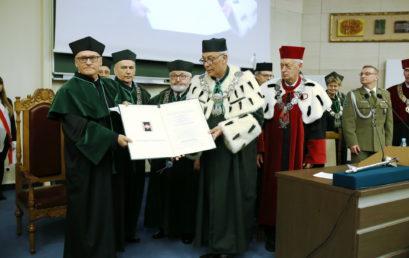 Uroczystość nadania tytułu doktora honoris causa prof. Janowi Awrejcewiczowi