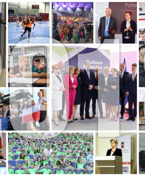 Rok dużych inwestycji i sukcesów młodych naukowców