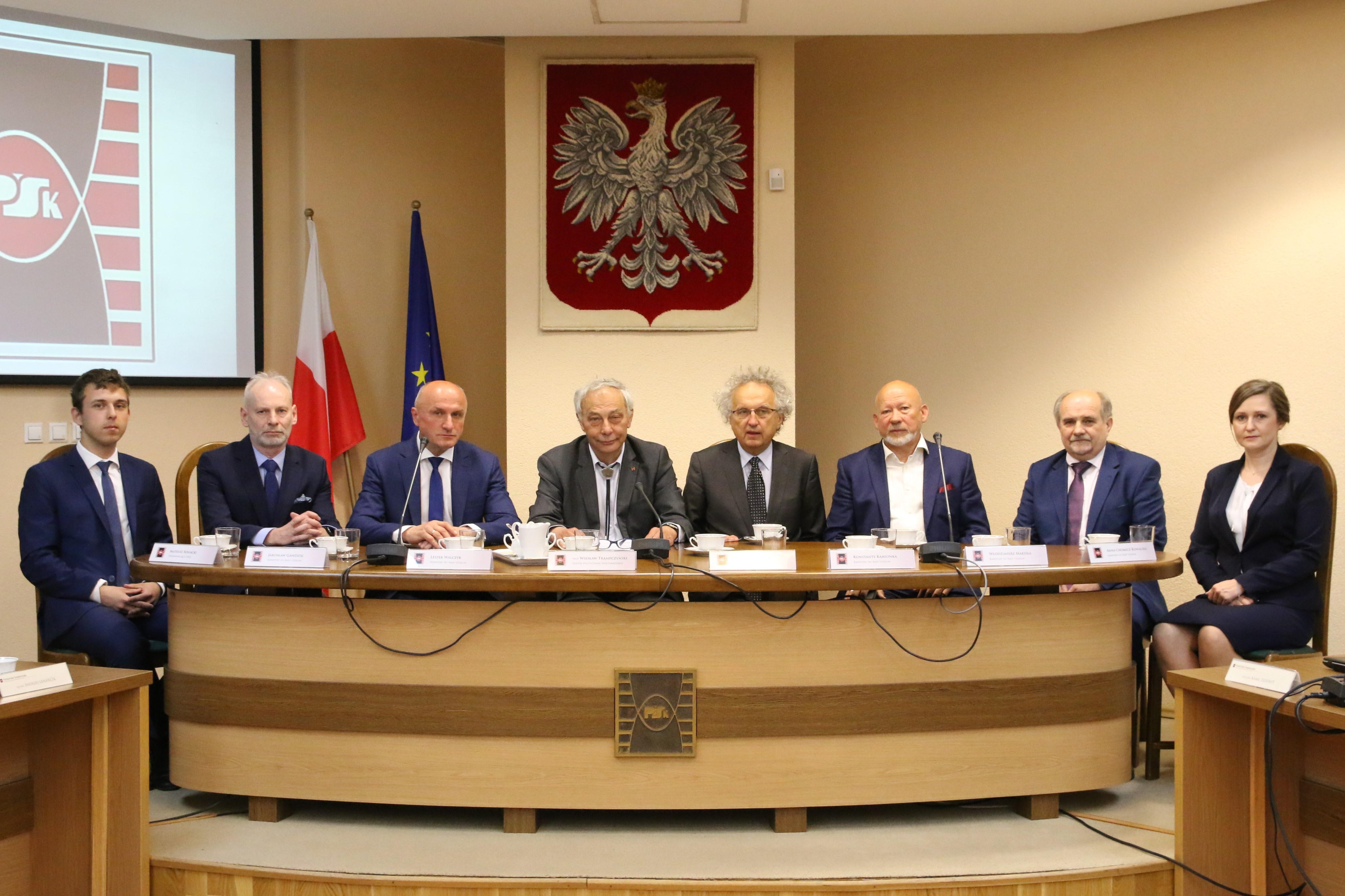 Pierwsza Rada Uczelni