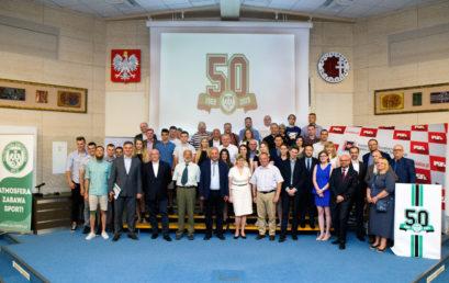 50 lat KU AZS Politechniki Świętokrzyskiej