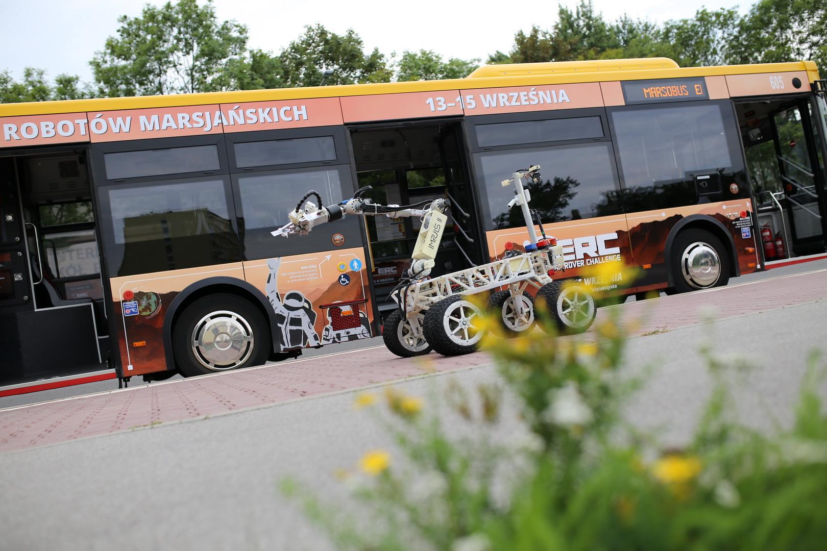 Pierwszy Marsobus w Polsce