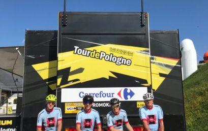 Studenci Politechniki na Tour de Pologne