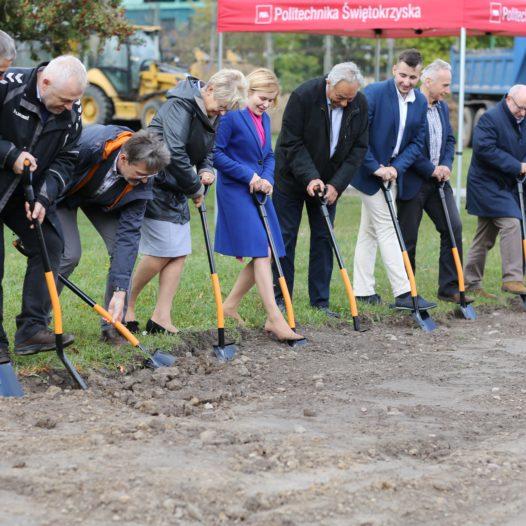 Rusza budowa stadionu sportowego