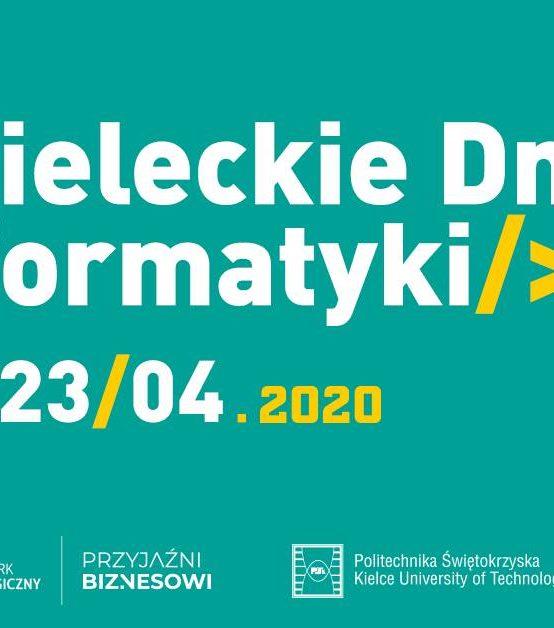 Kieleckie Dni Informatyki 2020
