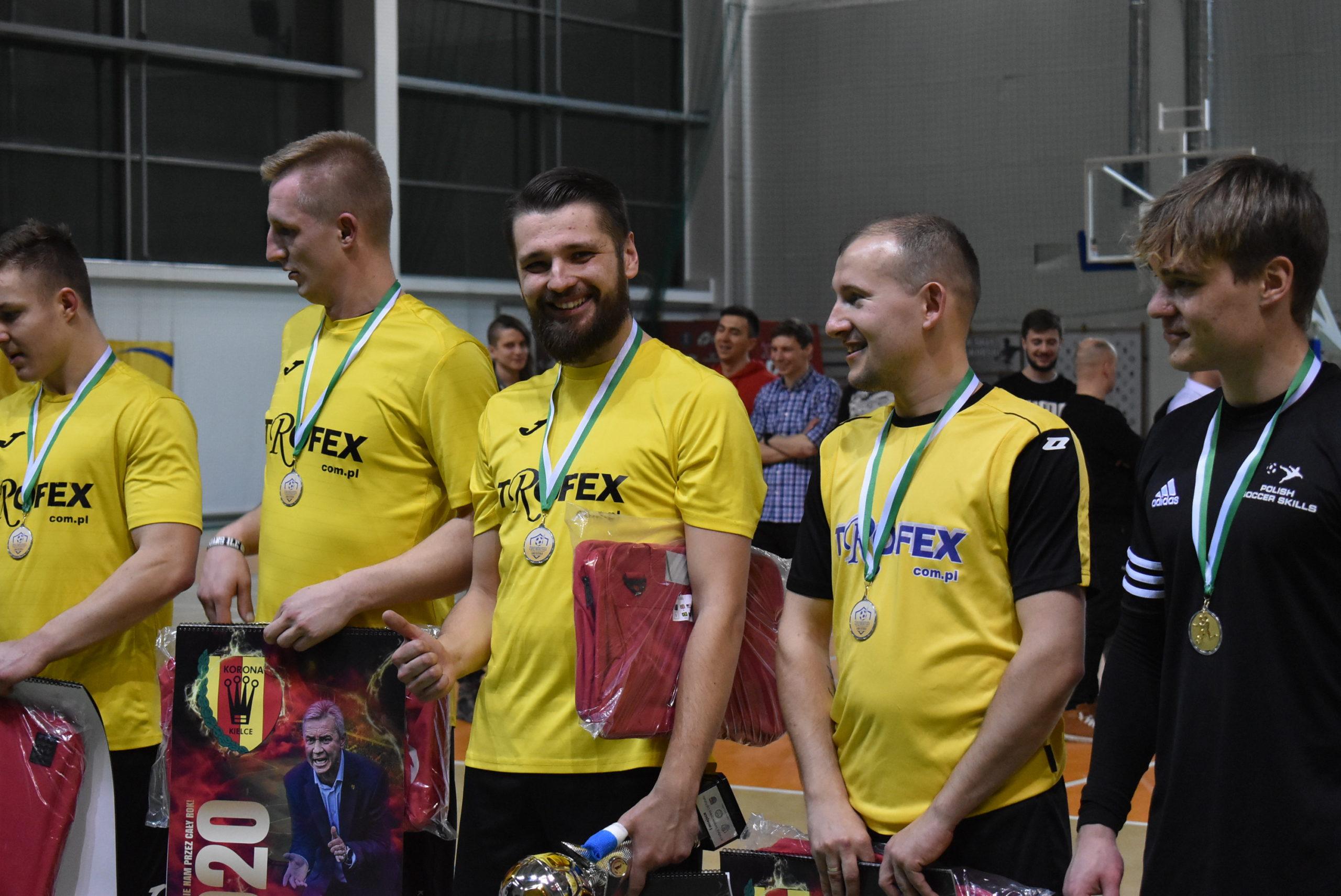 Podsumowanie Ligi Futsalu