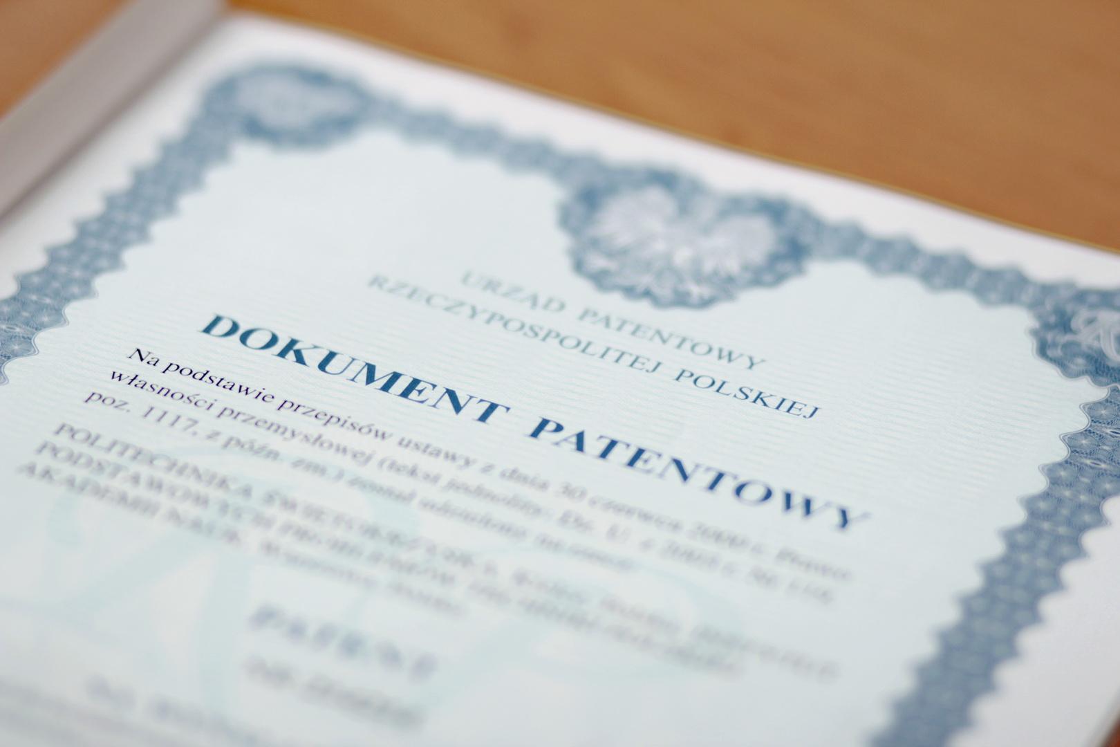 39. Seminarium dla Rzeczników Patentowych Szkół Wyższych