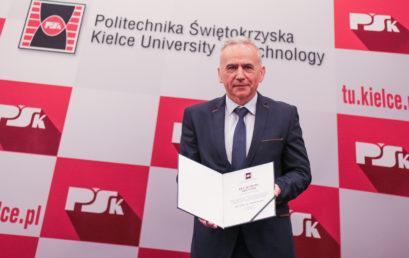 Nowy Rektor Politechniki Świętokrzyskiej