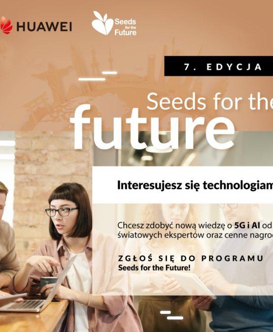 Huawei szuka młodych talentów ICT