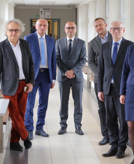 Rada Uczelni w nowej kadencji