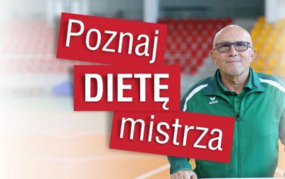 Poznaj dietę mistrza