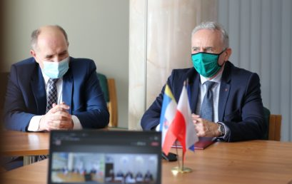 Akademicka współpraca z Kijowem