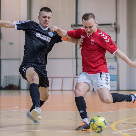 Futsalowe zmagania