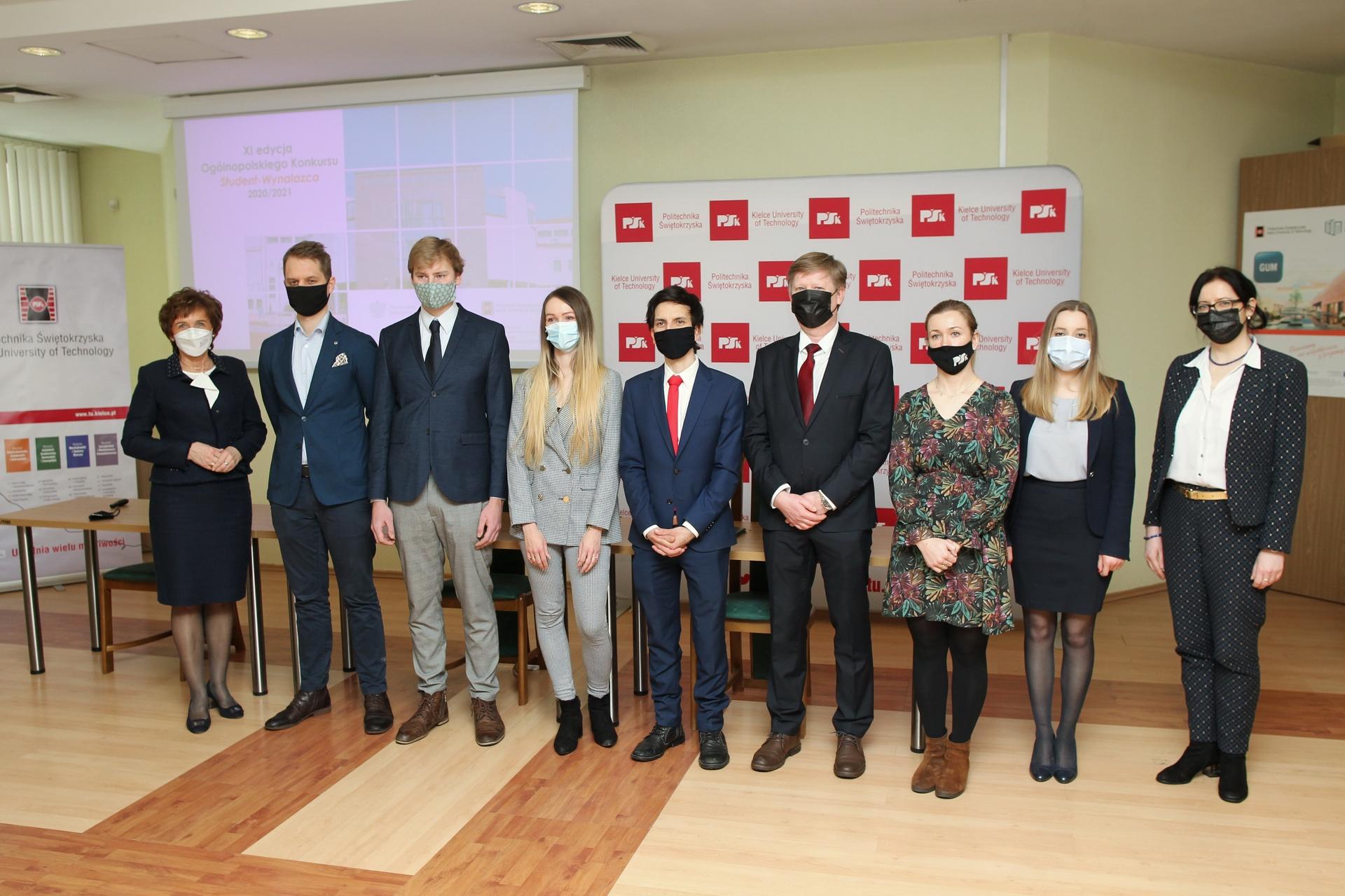 Międzynarodowy sukces młodych wynalazców