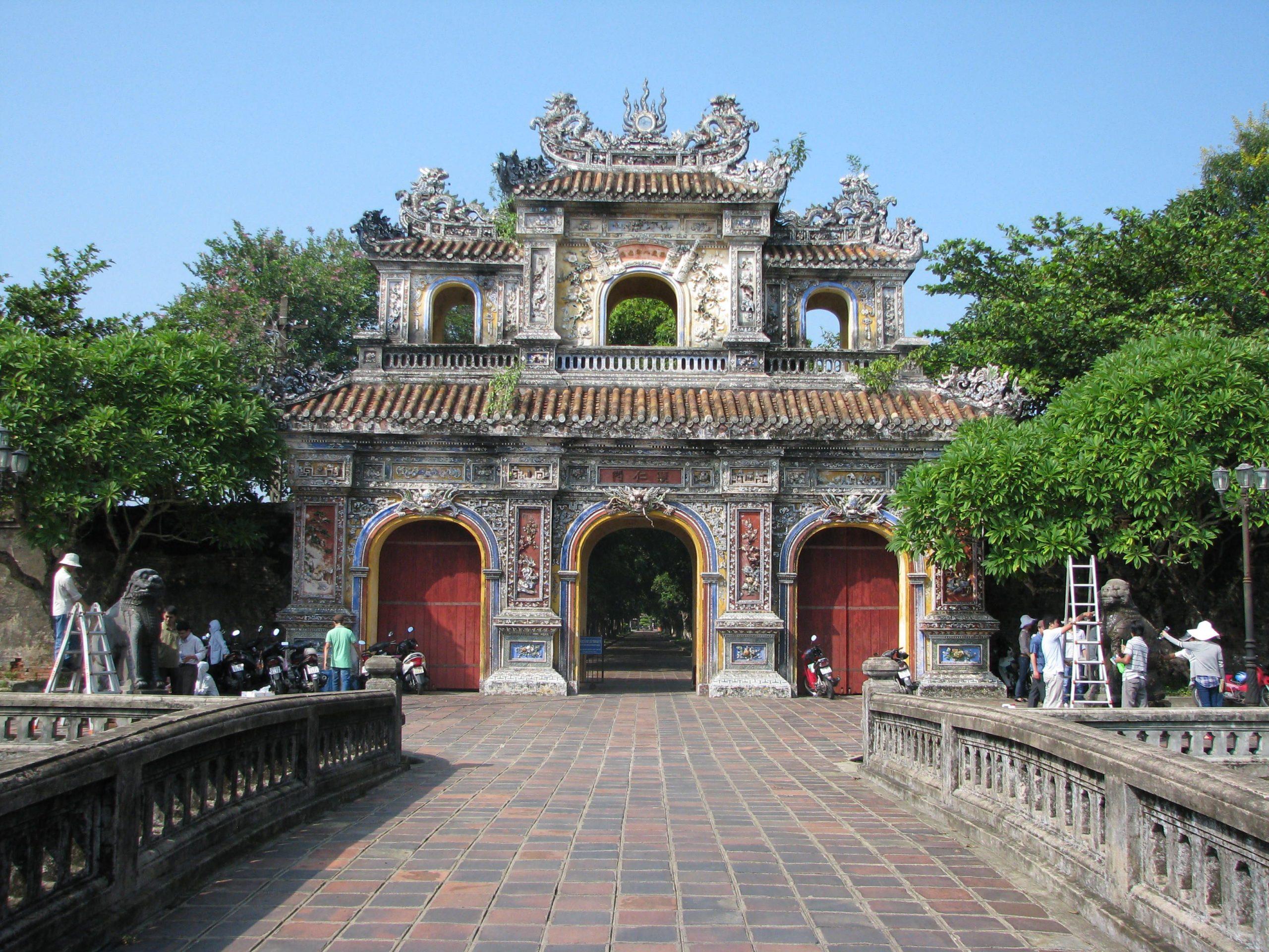 Polsko Wietnamskie Doświadczenia w Ochronie i Konserwacji Zabytków Architektury