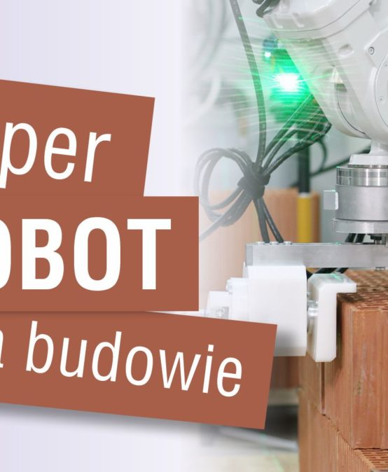 Super robot na budowie
