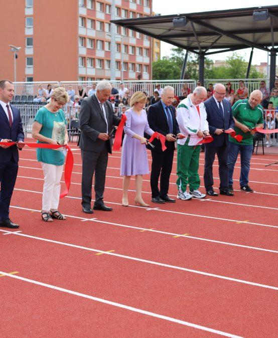 Stadion już otwarty